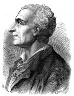 Montesquieu zum Glücklichsein
