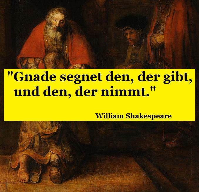"""""""Die Rückkehr des verlorenen Sohnes"""" von Rembrandt (1606–1669)"""