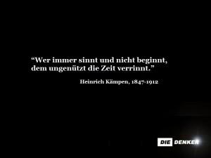 Zitat von Heinrich Kämpen