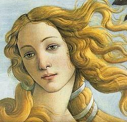"""""""Geburt der Venus"""" von Sandro Botticelli (1445–1510)"""
