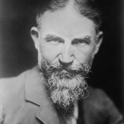 George Bernard Shaw (Foto: Lizzie Caswell Smith / Beagles Postcards, US Library of Congress)