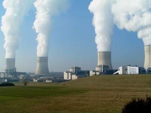 Kernkraftwerk in Cattenom, Frankreich (Foto von Stefan Kühn, Lizenz CC-BY-SA-3.0)