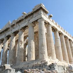 Der Parthenon auf der Athener Akropolis (Foto: Wikipedia-User