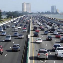 Straßenverkehr in Berkeley, Kalifornien (Foto: User Minesweeper on en.wikipedia)