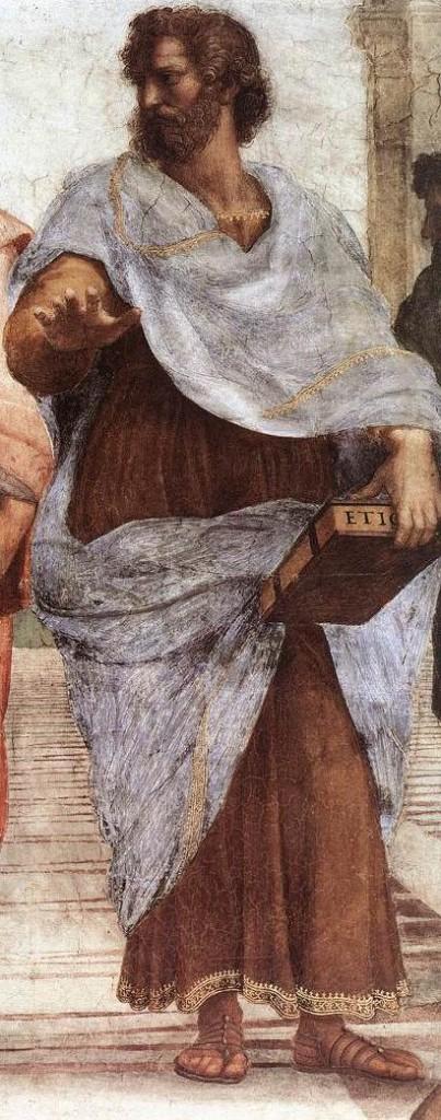 Aristoteles zur Abwechslung