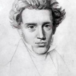 Søren Kierkegaard, circa 1840