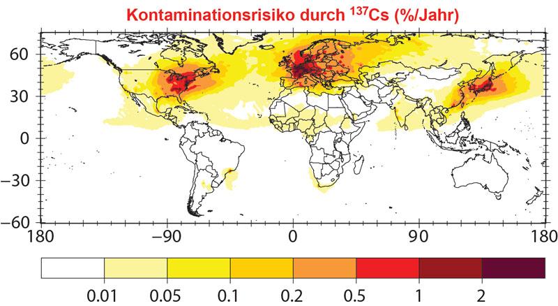 Größtes Atomunfallrisiko in Westeuropa