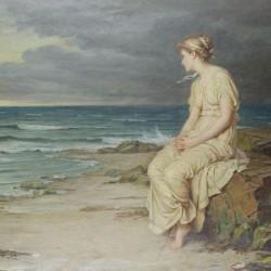 Miranda by John William Waterhouse, 1875