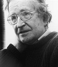 Noam Chomsky (Foto: John Soares)