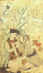 Ein Liebesgedicht aus Persien