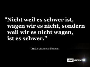 Zitat Seneca Angst