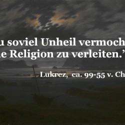 """Im Hintergrund: """"Nordsee im Mondlicht"""" von Caspar David Friedrich (1774–1840)"""