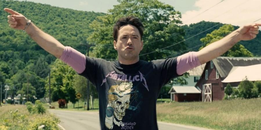 """Robert Downey, Jr. in einer Szene von """"The Judge"""" (Bild: Warner Bros.)"""