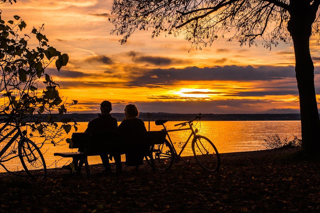 Ein Paar (Bild: blickpixel, Pixabay)