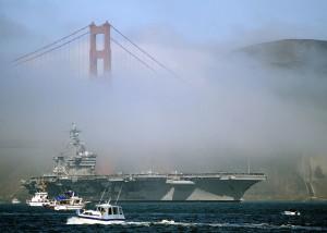 Golden Gate Bridge, San Francisco (Bild: skeeze, Pixabay)