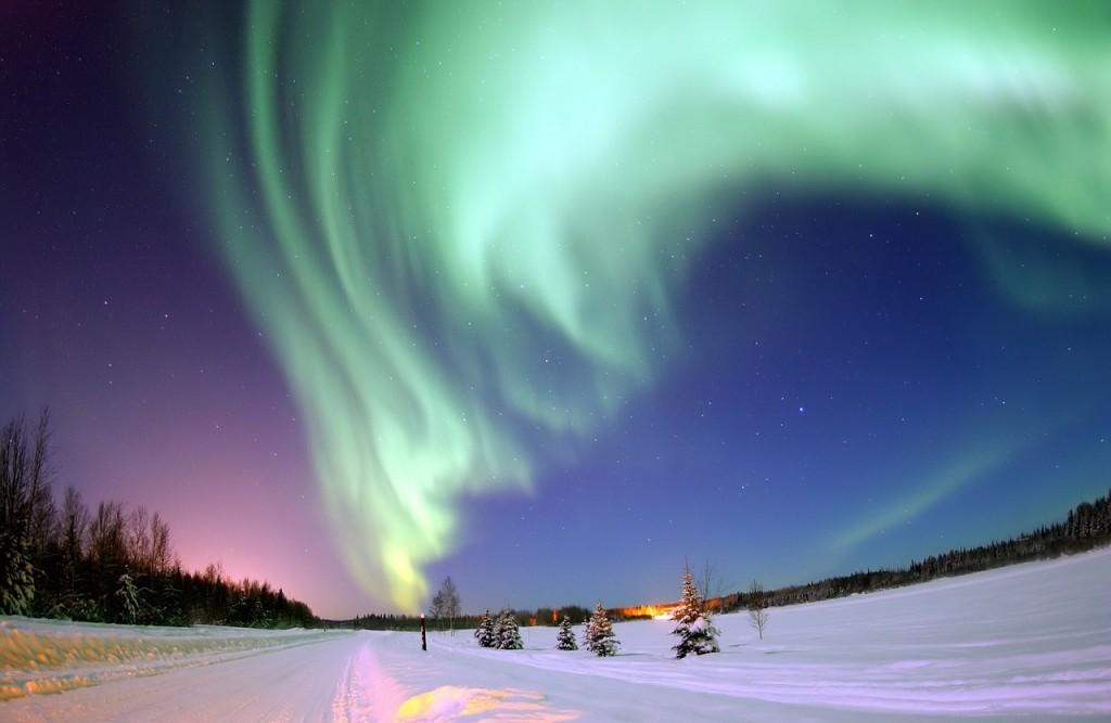 Nordlicht (Bild: WikiImages, Pixabay)