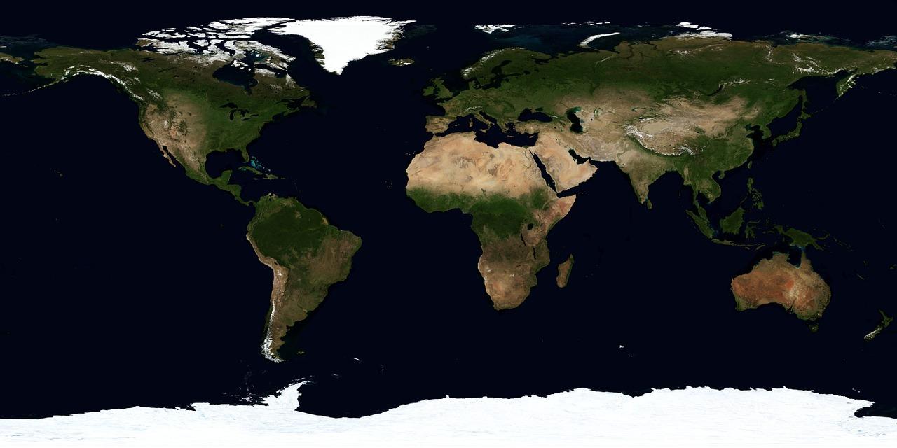 Erde, Europa (Bild: WikiImages, Pixabay)