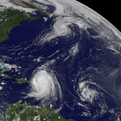 Erde, Welt, Globus, Amerika, USA, Kanada (Bild: NASA-Imagery, Pixabay)